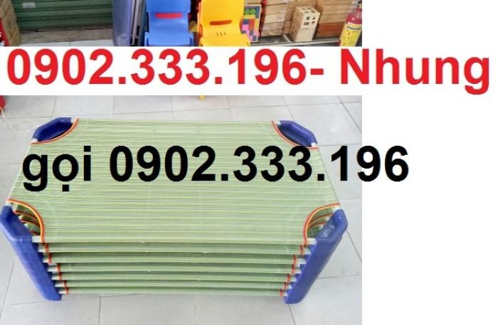 Giường ngủ mầm non tại An giang, giường trẻ em mầm non tại AN giang0