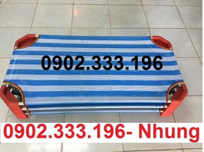 Giường ngủ mầm non tại An giang, giường trẻ em mầm non tại AN giang10