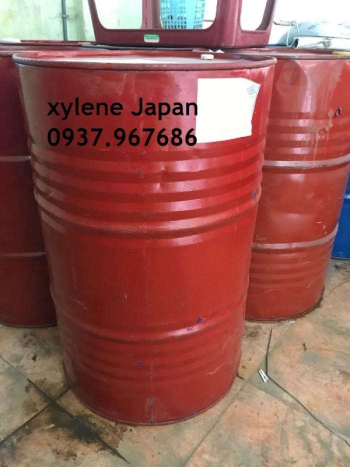 Dung môi Xylene C6H4(CH3)20