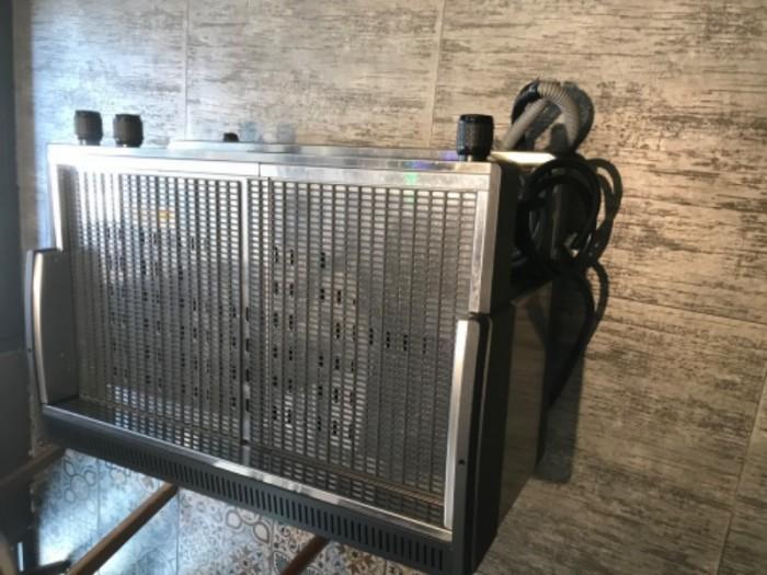 Thanh lý máy pha cà phê Lacimbali2