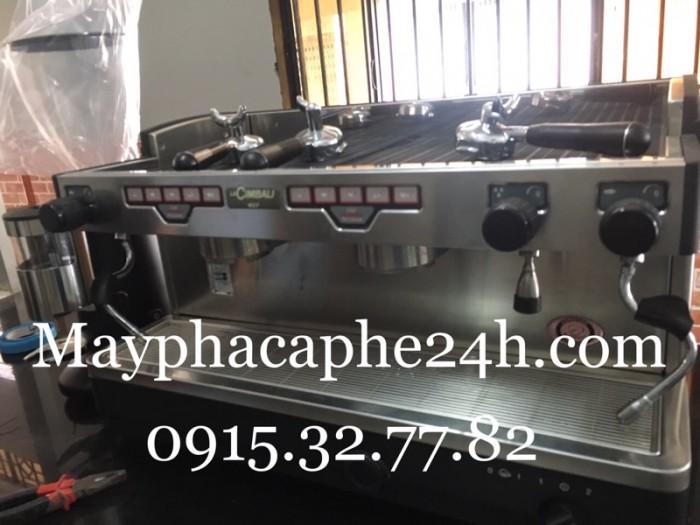 Bán máy pha cà phê cũ Lacimbali M274
