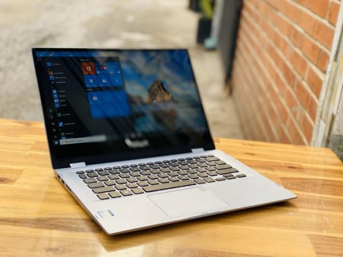 Laptop Asus Vivobook TP412UA , I3 7020U 4G SSD256 Full HD Finger New 100% Tou0