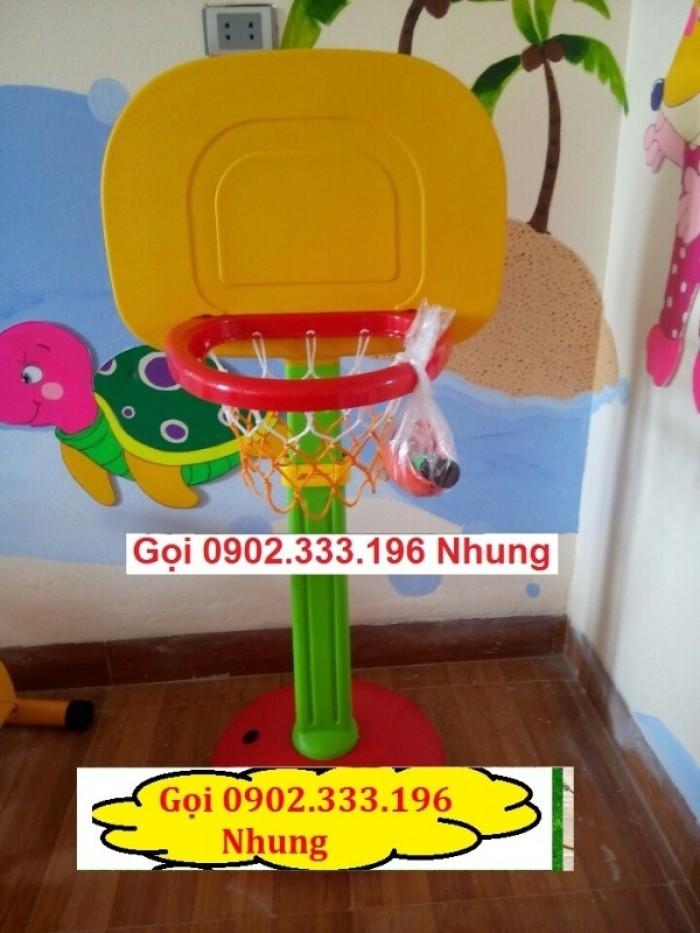 Bán trụ bóng rổ, cung cấp trụ bóng rổ mầm non6