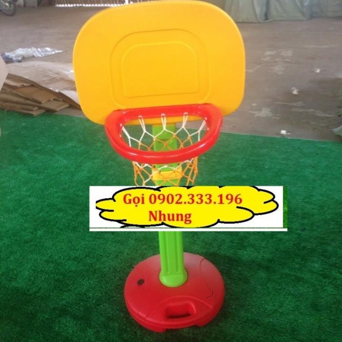 Bán trụ bóng rổ, cung cấp trụ bóng rổ mầm non4