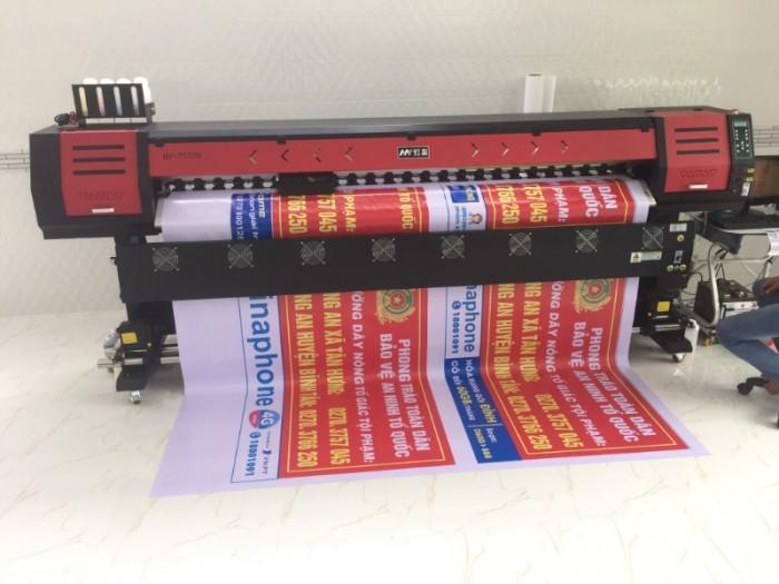 Bán máy in HY-2500N in được trên nhiều chất liệu: bạt hiflex, canvas, decal, pp,... | Hotline: 0937 569 868 - Mr Quang7