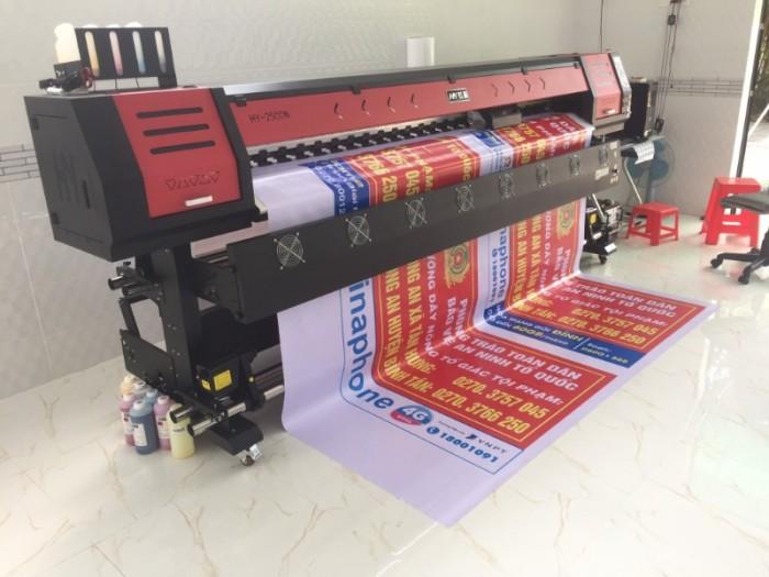 Xưởng in tăng doanh thu với Bán máy in HY-2500N - dòng máy in đa chất liệu quảng cáo, trang trí nhất thị trường Việt như bạt hiflex, decal, canvas, silk,...| Hotline: 0937 569 868 - Mr Quang5
