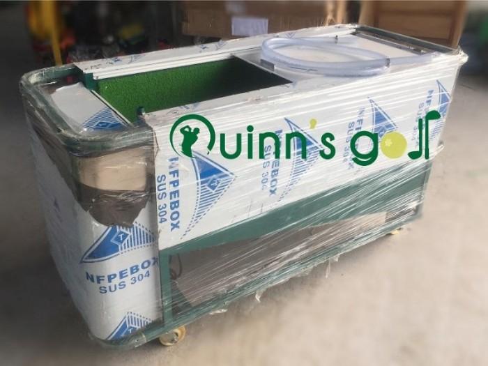 Máy rửa bóng golf dành cho các sân tập golf0