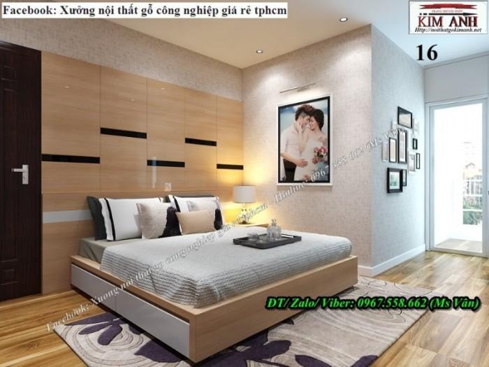Cần mua giường ngủ gỗ đẹp giá rẻ 15