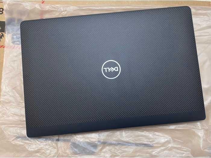 Dell Latitude 7400 _ i7 8665U _ Ram 16GB _ SSD 256G Nvme _ Finger _ IR Camera3
