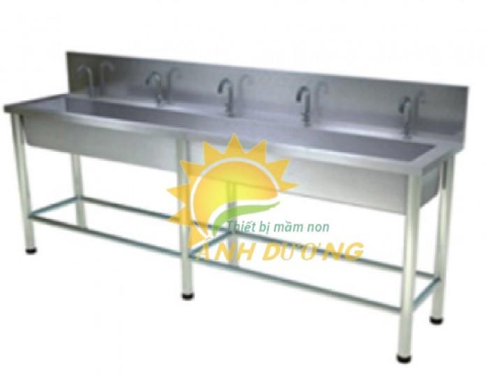 Cung cấp thiết bị và dụng cụ cho nhà bếp ăn cho trường mầm non