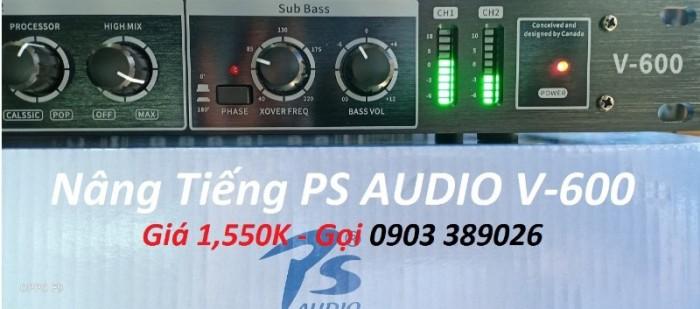 Nâng tiếng PS Audio-V600 mẫu mã đẹp, kiểu dáng hiện đại 20200