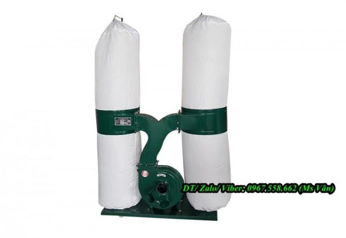 Máy hút bụi túi vải công nghiệp Hóc Gia Môn Bình Tân
