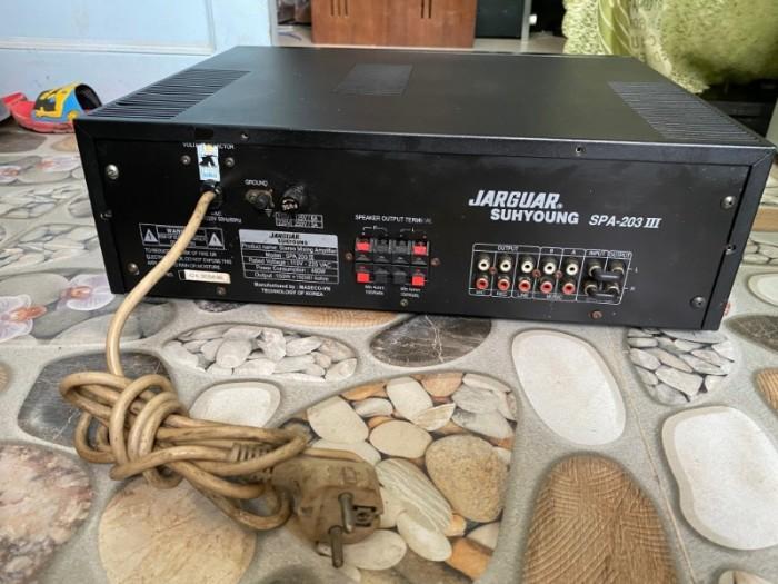 Ampli karaoke JARGUAR SPA-203 III4