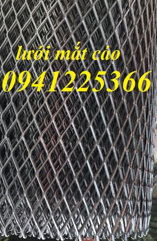 Lưới mắt cáo, lưới thép hình thoi, lưới thép kéo giãn1