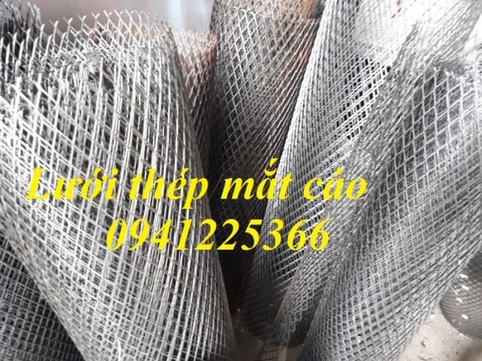 Lưới mắt cáo, lưới thép hình thoi, lưới thép kéo giãn2