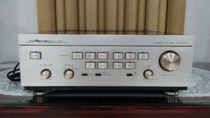 AMPLI LUXMAN - 540 . MADE IN JAPAN0