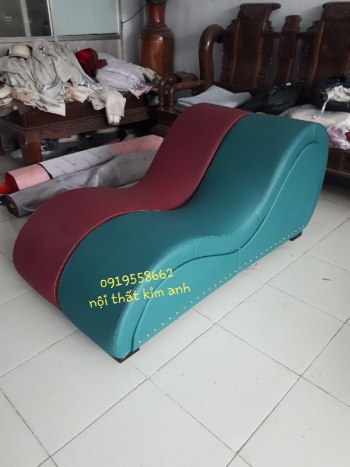 [19] Ghế tình yêu khách sạn - ghế sofa tình yêu giá rẻ tphcm