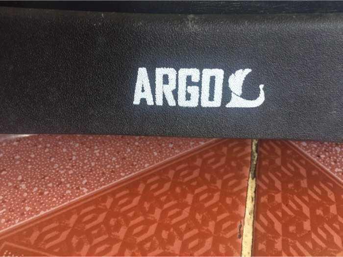 Bếp lẩu và nướng ARGO như hình chụp2