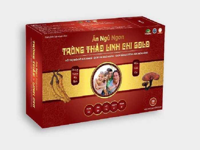 Trùng Thảo Linh Chi Gold0