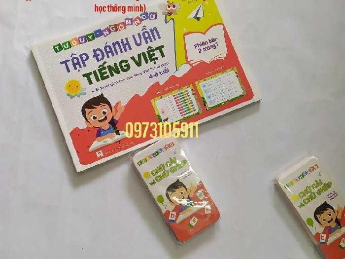 Tập đánh vần tiếng Việt0