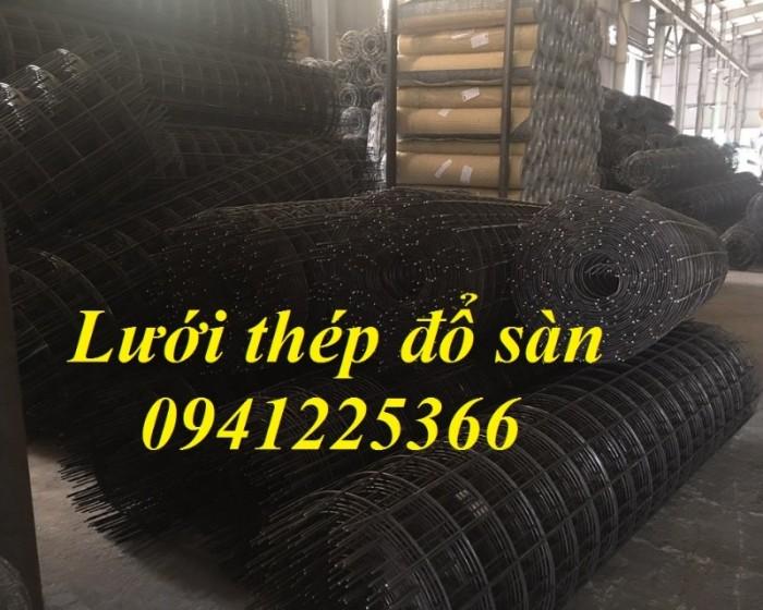 Lưới thép hàn  đổ sàn chống nứt  D4a50x50,D4a100x100,D4a150x150 Tại Hà Nội0