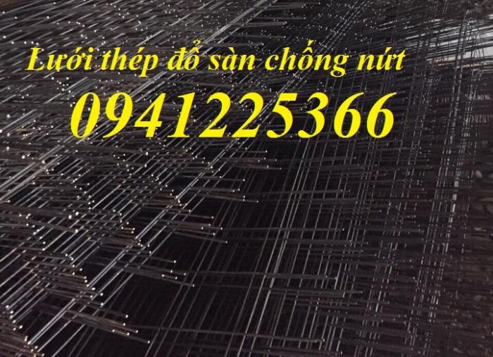 Lưới thép hàn  đổ sàn chống nứt  D4a50x50,D4a100x100,D4a150x150 Tại Hà Nội1