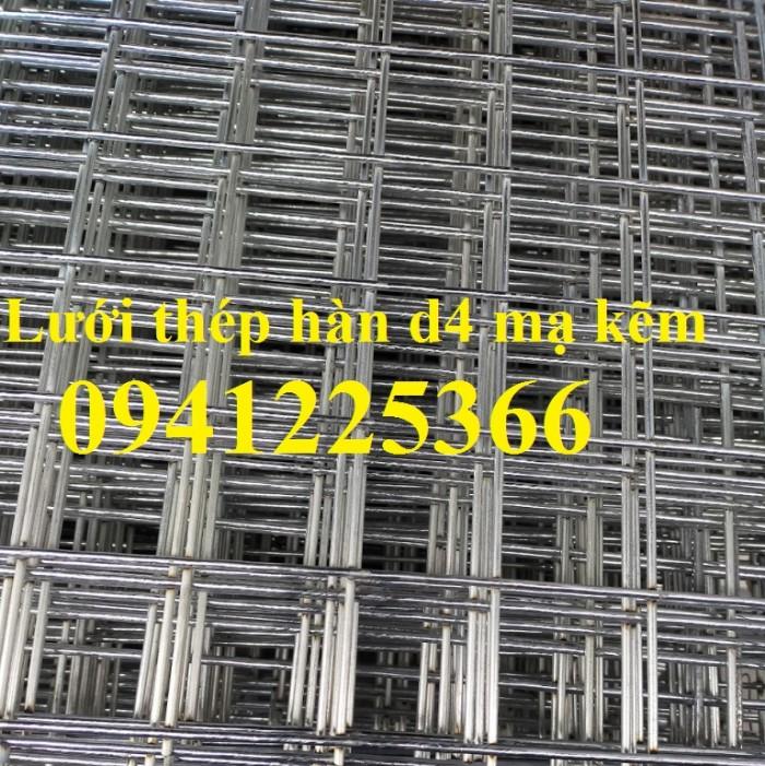Lưới thép hàn  đổ sàn chống nứt  D4a50x50,D4a100x100,D4a150x150 Tại Hà Nội3