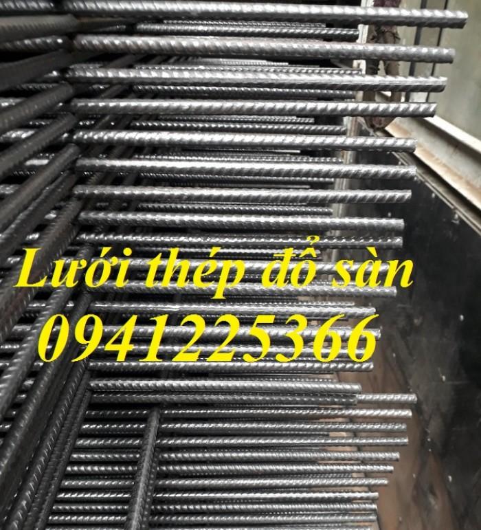 Lưới thép hàn  đổ sàn chống nứt  D4a50x50,D4a100x100,D4a150x150 Tại Hà Nội5