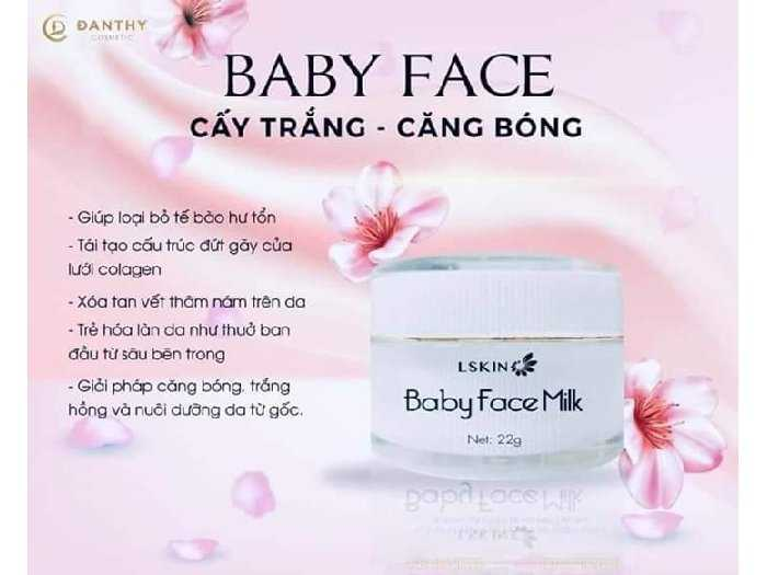 Kem face baby1
