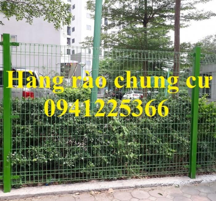 Lưới hàng rào ,Lưới thép hàng rào mạ kẽm3