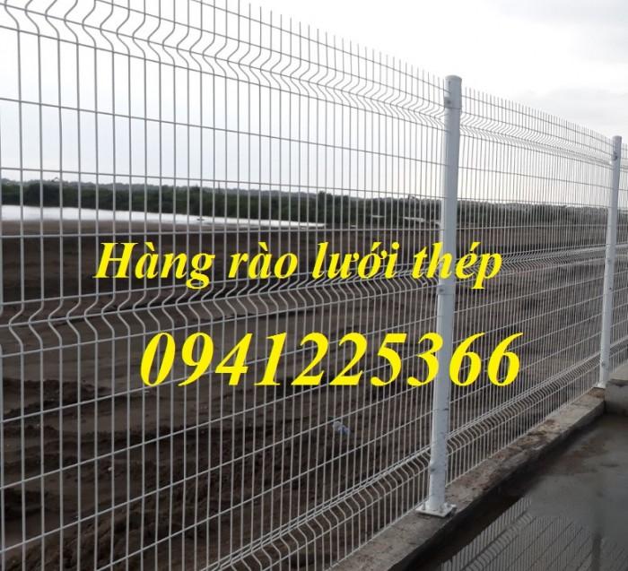 Hàng rào lưới thép.Hàng rào Ngăn Kho,Hàng rào Gập Đầu4
