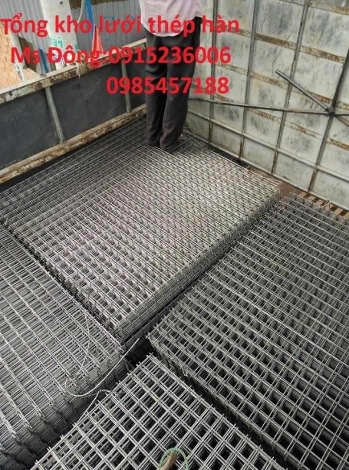 Lưới thép hàn, lưới thép hàn đổ bê tông, lưới thép hàn xây dựng3