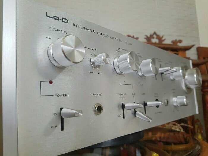 Ampli LO-D HA-5101