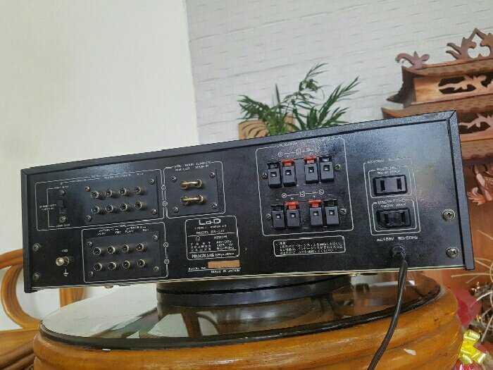 Ampli LO-D HA-5102