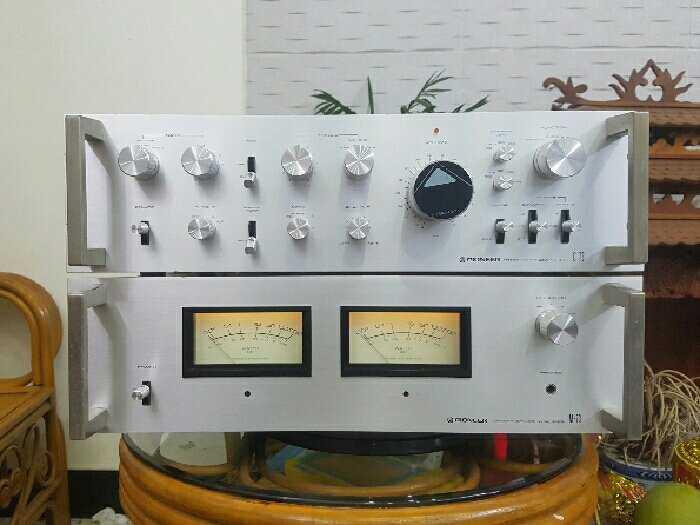 Bộ kéo đẩy Pioneer C73+M730