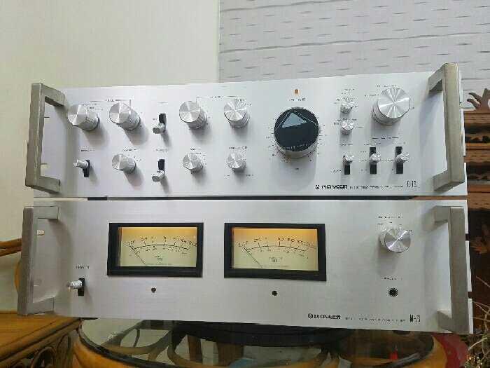 Bộ kéo đẩy Pioneer C73+M733