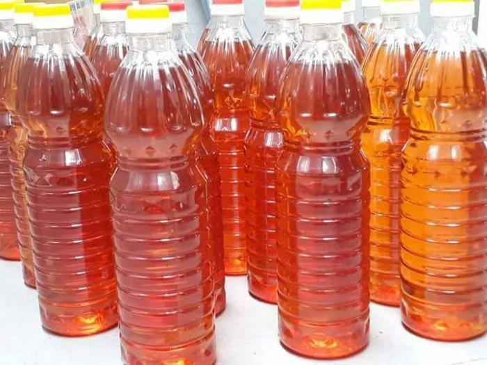 Nước mắm Cá cơm nguyên chất Bình Định- Nước mắm truyề1