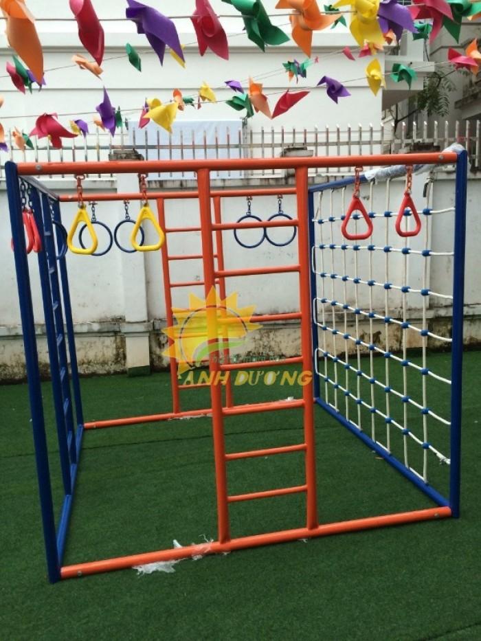 Cung cấp thang leo vận động trẻ em dành cho bậc mẫu giáo, mầm non13