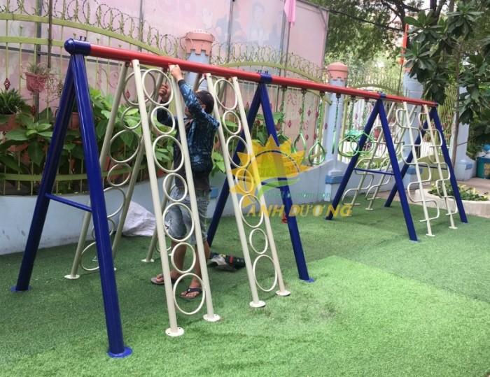 Cung cấp thang leo vận động trẻ em dành cho bậc mẫu giáo, mầm non4