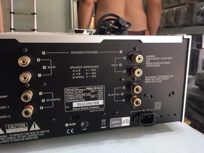 Bán chuyên Ampli denon PMA 2010 (Japan )  hàng bải tuyển cển2
