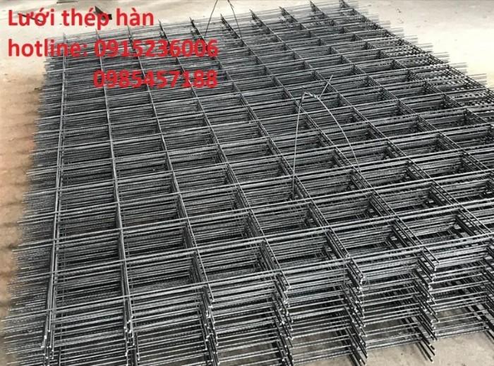 Lưới thép hàn D4, D5, D6, D7.. làm theo yêu cầu khách hàng2