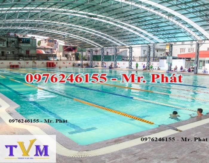 Công ty bán vỉ nhựa hồ bơi tại Vũng Tàu1