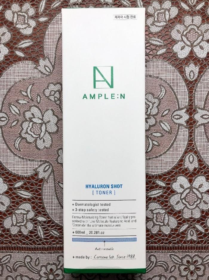 Tinh chất AMPLE:N Hyaluron Shot xách tay Hàn Quốc2