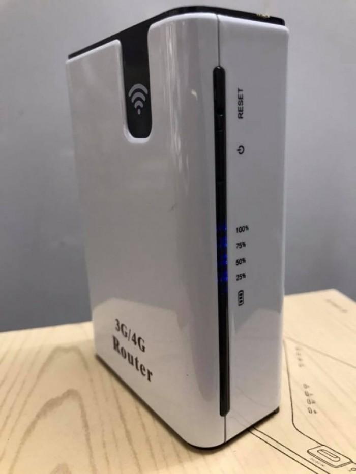 Bộ phát wifi từ sim 3G/4G kiêm pin dự phòng 7800mah3