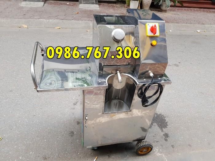 Máy ép nước mía 1 lần siêu sạch,máy ép mía 3 lô chính hãng giá rẻ.1