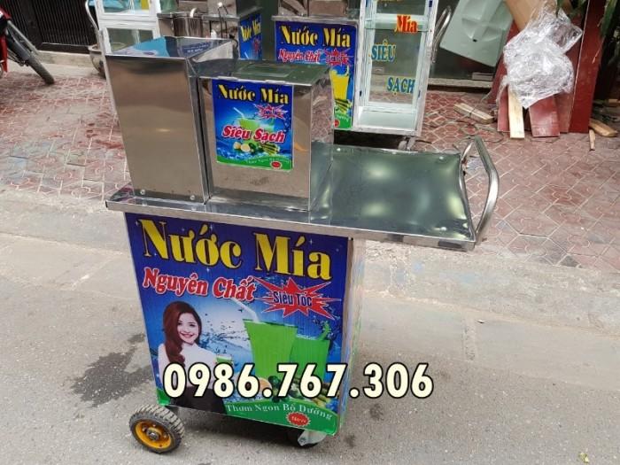 Máy ép nước mía 1 lần siêu sạch,máy ép mía 3 lô chính hãng giá rẻ.2