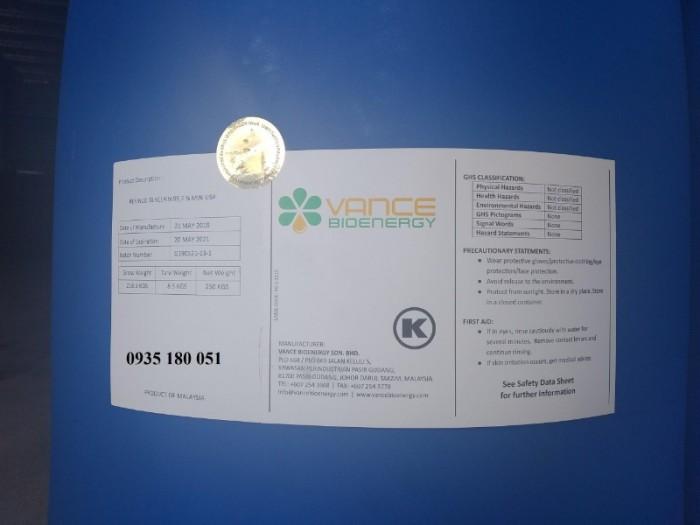 Glycerin C3H8O3 99.5% (giá nguyên phuy)0