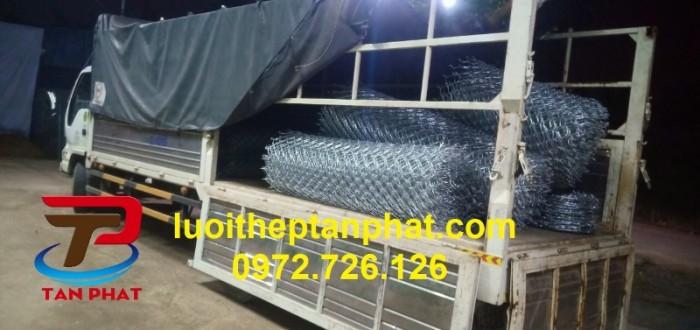 Lưới b40 mak kẽm bọc nhựa giá rẻ0
