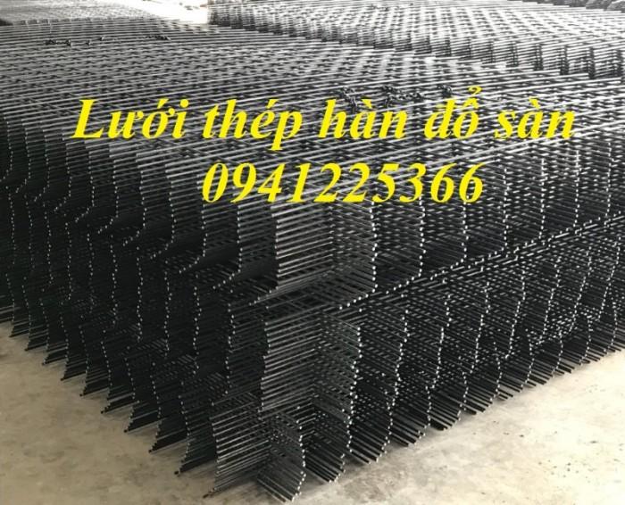 Lưới thép hàn D4a200x200 dạng cuộn khổ 2mx25m,dạng tấm ,làm theo yêu cầu1