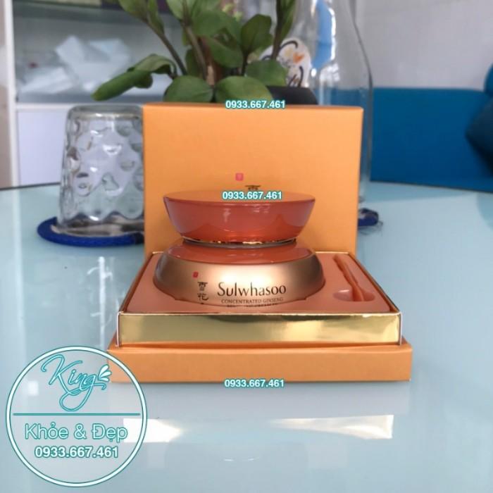 Kem Dưỡng Da Sulwhasoo Concentrated Ginseng Renewing Cream EX 60ml1